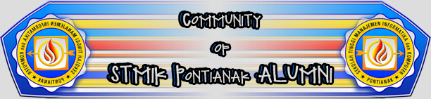 Komunitas STMIK Pontianak