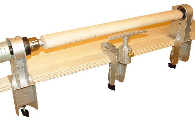 Tornio in legno pagina 2 for Costruire un tornio per legno
