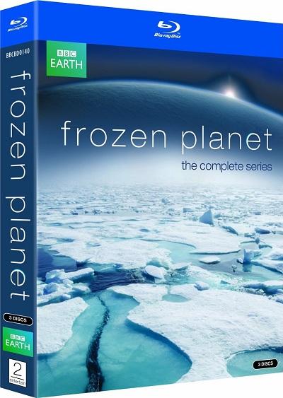 2011 Frozen Planet سلسلة كوكب