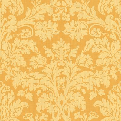 navy blue and gold damask wallpaper
