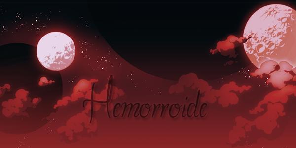 Hémorroïde