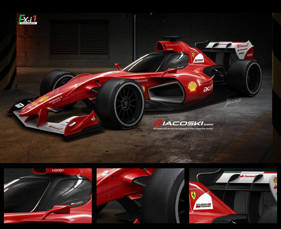 Faut-il équiper les F1 de cockpits fermés ? - Page : 2 - Actualité auto - FORUM Auto Journal