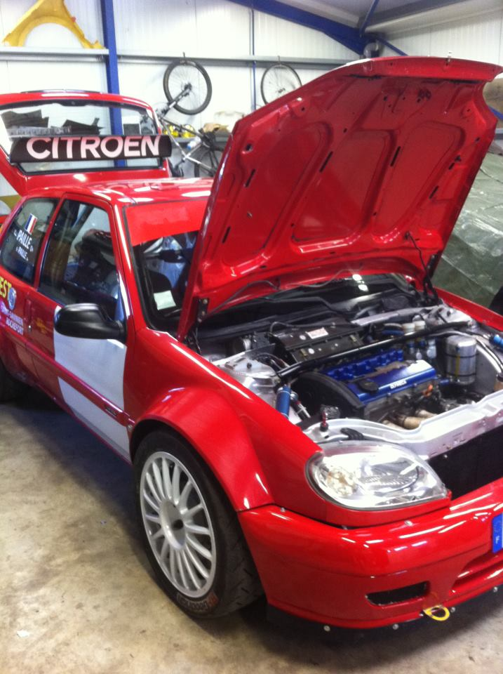 Benjamin71 saxo vts gr n page 2 for Garage grand nord automobile nieppe