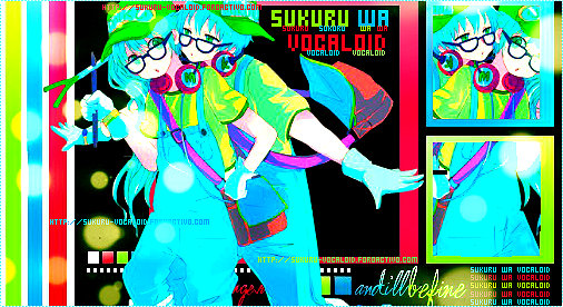 ✿*:.。.Sukūru wa Vocaloid Rol.。.:*✿