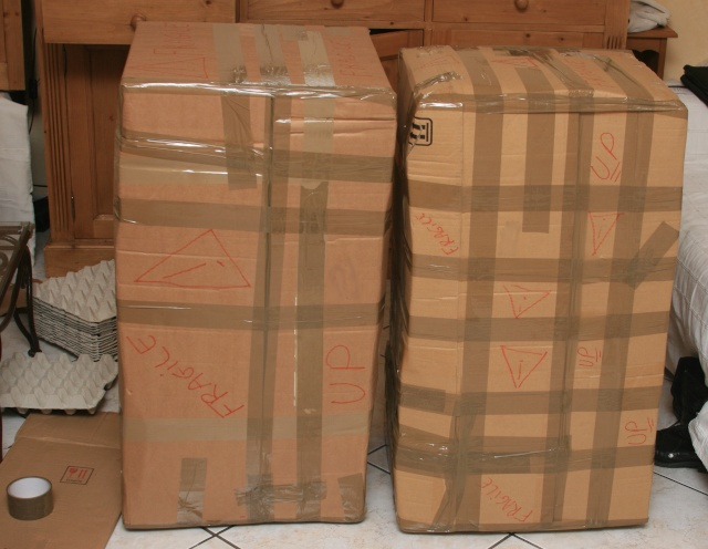 comment prot ger vos enceintes lors d 39 un envoi postal forum cabasse. Black Bedroom Furniture Sets. Home Design Ideas