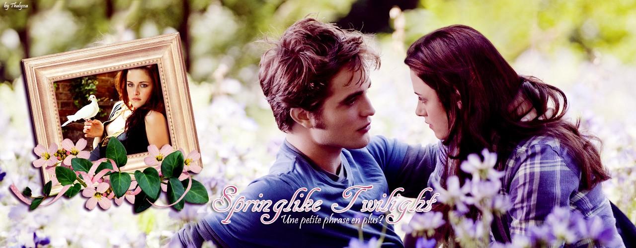 Twilight Spring