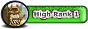 High Rank 1