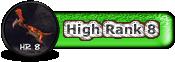 High Rank 8