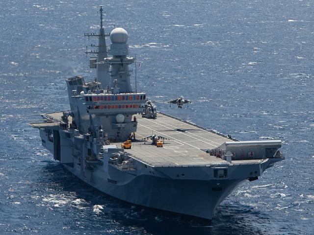 Portaerei cavour 550 italian aircraft carrier cavour - Nave portaerei ...