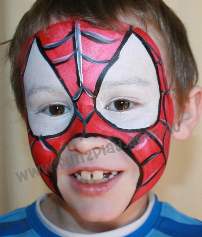 Face Painting Shape