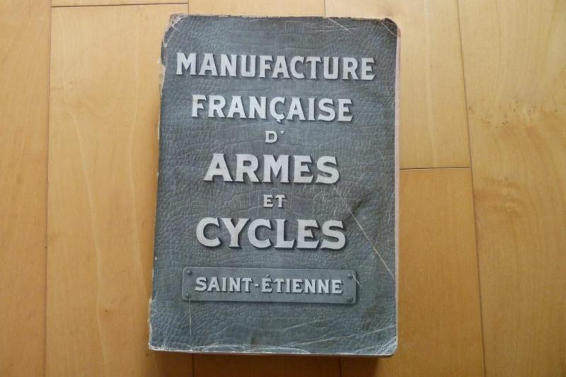 Le luger parabellum du tarif album de la manufacture fran aise d 39 armes et - La manufacture saint etienne ...