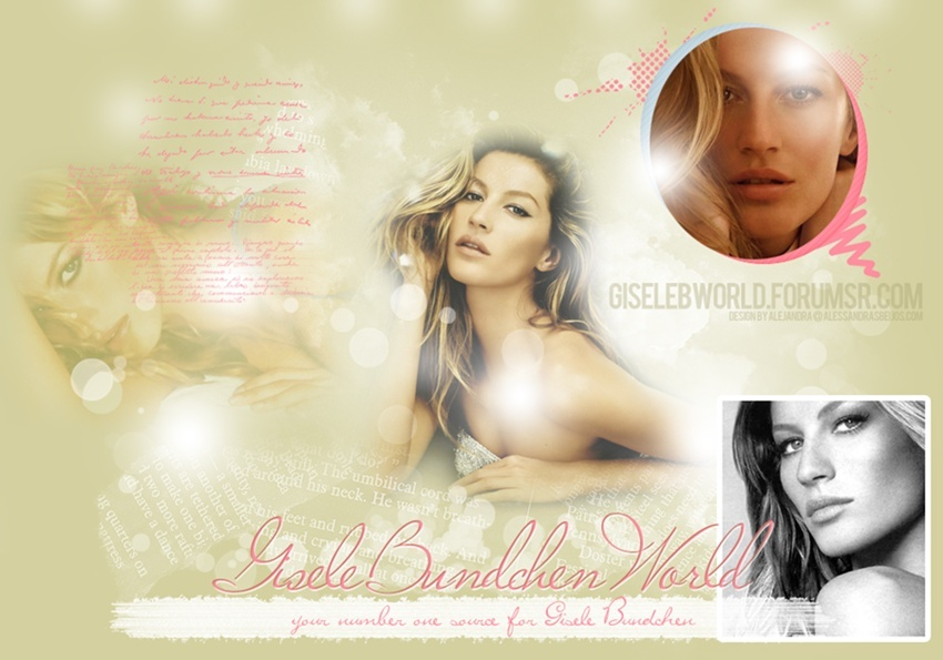 Gisele Bundchen World