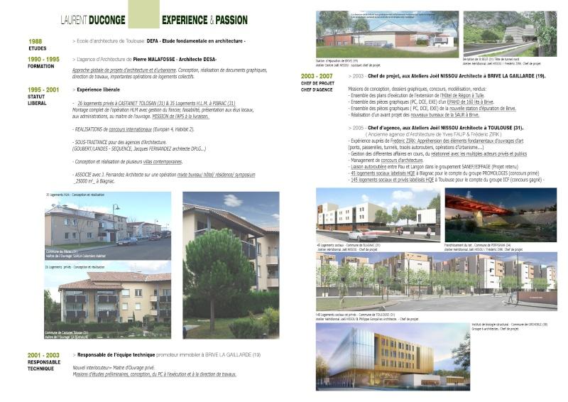 Ensat for Vae architecte