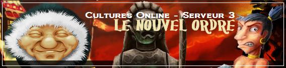 Cultures Online Fr - Le Nouvel Ordre - Serveur 3