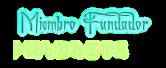 Miembro Fundador