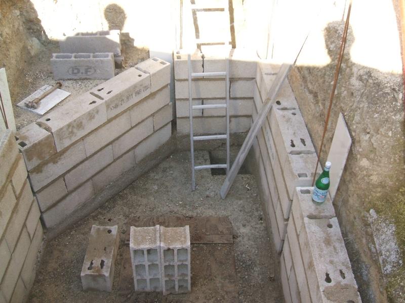 Le bassin de romeo for Bache pour etang belgique