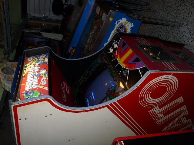 Flipperforum View Topic Arcade Kast Te Koop Taito