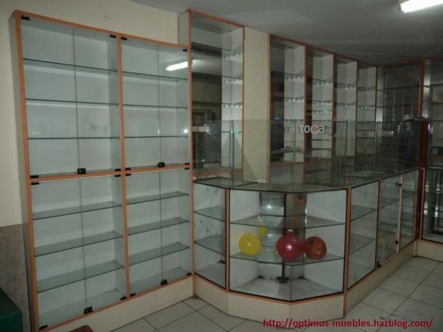 Muebles Para Farmacia De Melamina : Optimus muebles de farmacia