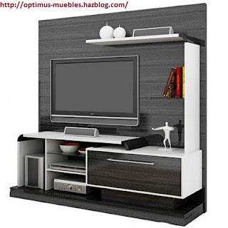 Blog optimus muebles ltimos art culos - Mesas de television de plasma ...