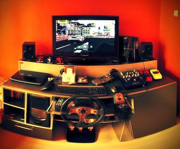 optimus muebles mueble gamer