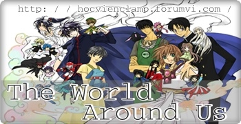Thế giới quanh ta
