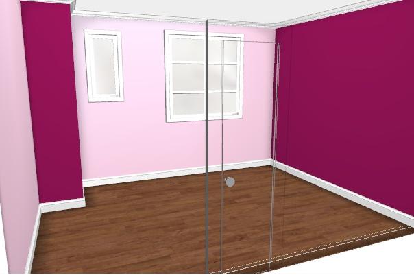 Maison À Rafraîchir : La Chambre De Ma Fille De 2 Ans ? 2 Murs