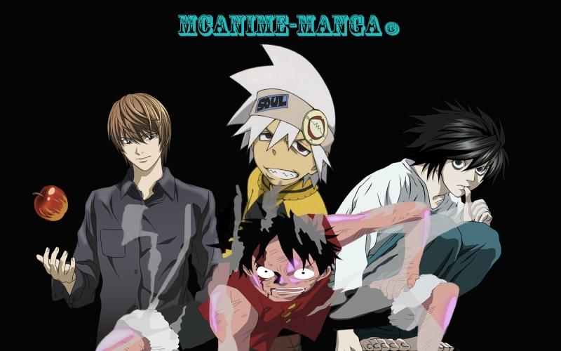 McAnime-Manga
