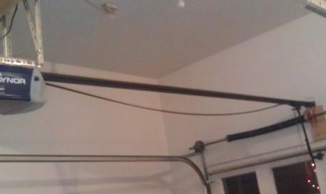 Raynor Garage Door Has Sagging Belt