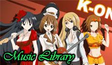 Thư viện nhạc Anime