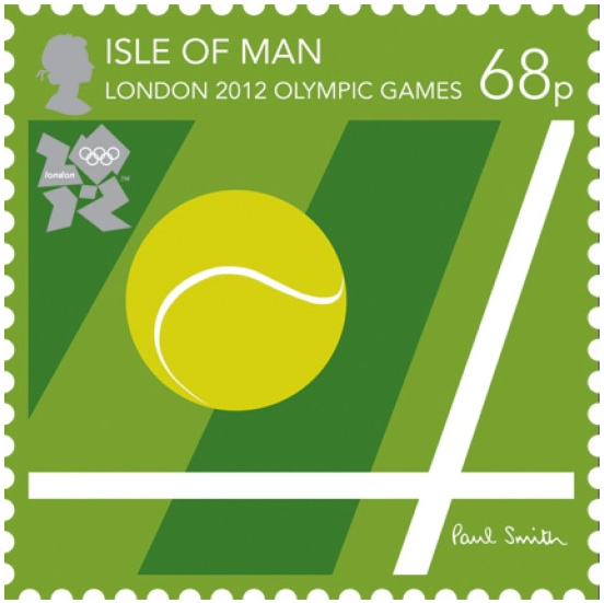 Timbres Ile de Man - Jeux Olympiques de Londres 2012 ...