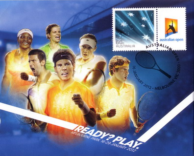 AFCOS-Tennis - information on tennis stamps