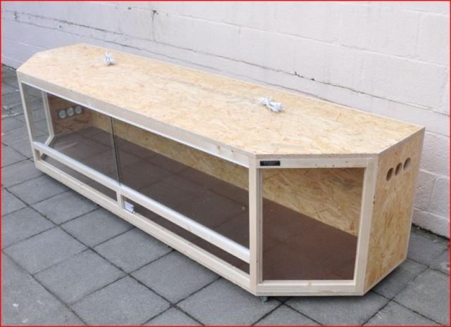 Aide pour projet terrarium panoramique for Aide pour construire sa maison