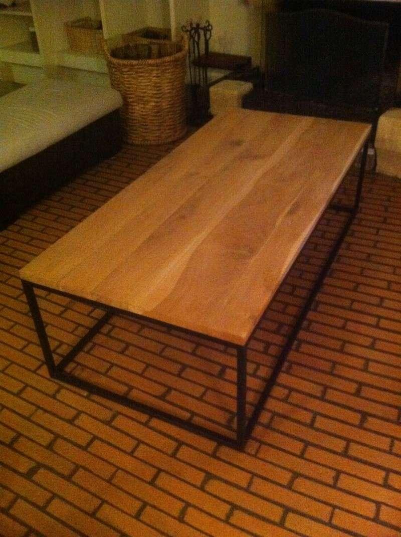Table porte en bois - Leroy merlin planche pin ...