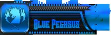 Blue Pegasus