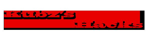 Kubz's Hacks