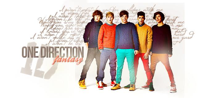 One Direction Fantasy