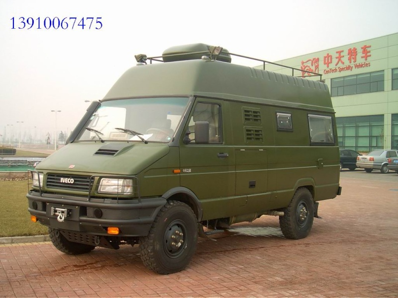 Rv Campers For Sale >> Iveco 4x4 camper