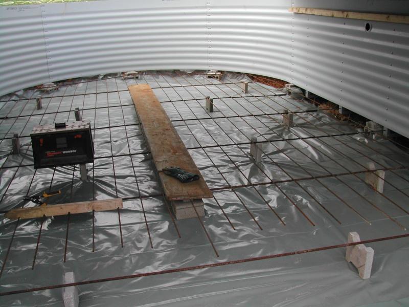 Radier beton for Radier piscine beton