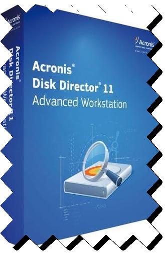 تشريح Acronis Disk Director ديسك