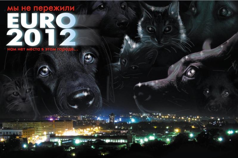 Фактического материала по уничтожению бездомных животных в Украине.