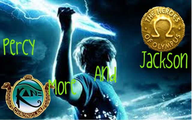 Percy Jackson And More