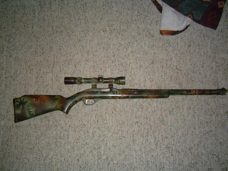 stock for glenfield model 60