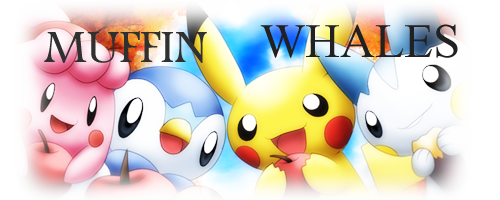 MuffinWhales Pokemon