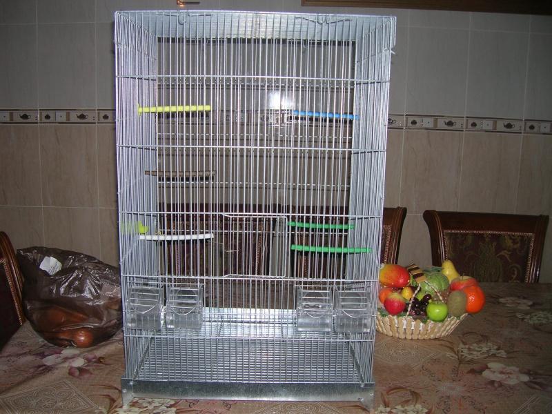 ma nouvelle cage. Black Bedroom Furniture Sets. Home Design Ideas