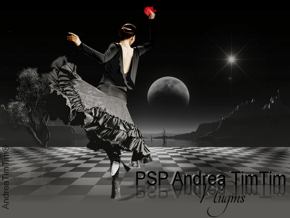 PSP com Andrea TimTim