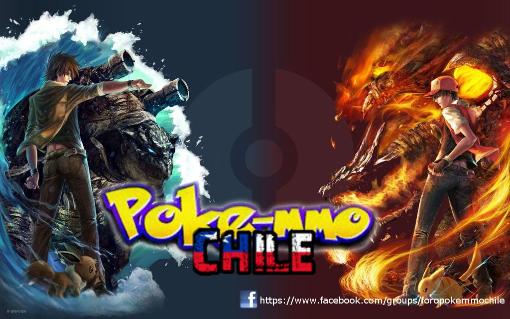 POKEMON MMO CHILE
