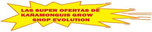 GROW SHOP OFERTAS