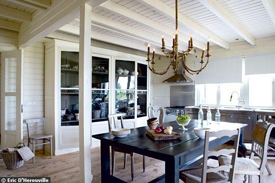 Conseils carrelage cuisine ancienne carreaux ciment - Table maison de famille ...