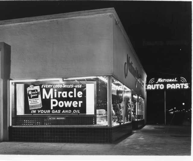 The Garage Service Center : Garage service center usa vintage s