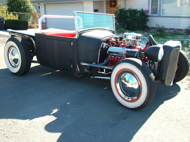 1928 - 29 Ford hot rod - Page 2